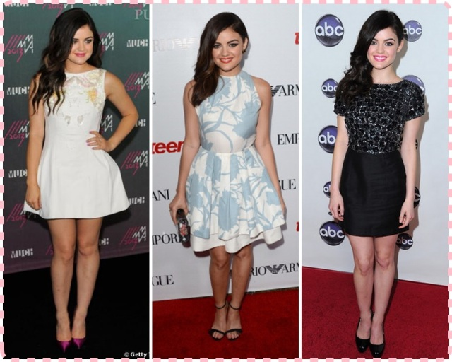Lucy Hale -linda